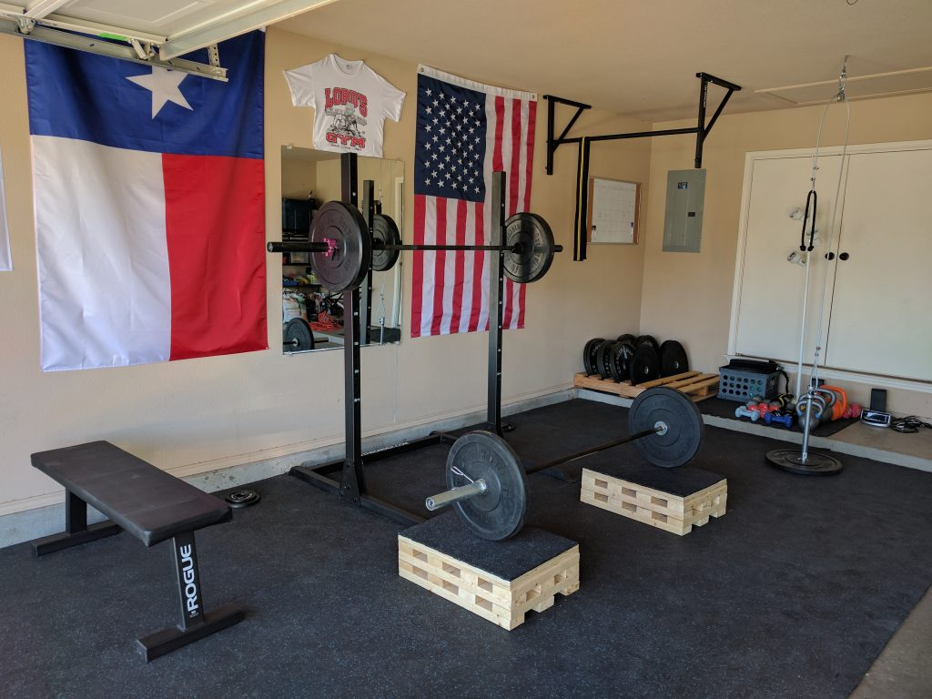My Garage Gym